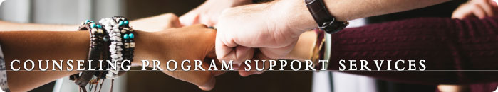 Counseling Program Support Services