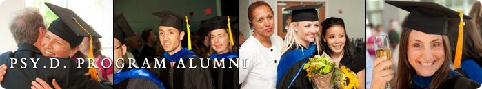 Psy.D. Program Alumni Post-Doctoral Placements