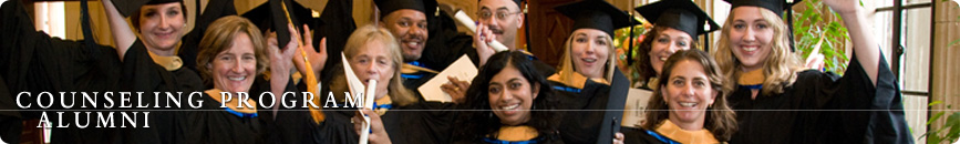 M.A. Program Alumni Profiles