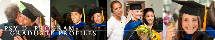 Psy.D. Program Graduate Profiles