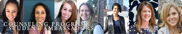 Counseling Program Student Ambassador Bios