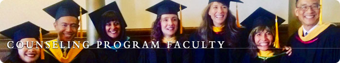 M.A. Program Faculty